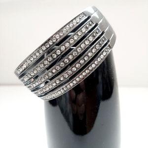 Vintage Diamond Bangle